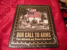 OUR CALL TO ARMS The Attack on Pearl Harbor  Easton Press Leather SEALED!!