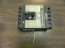 Square D FAL340151212 Circuit Breaker, 15 AMP, Used, Warranty