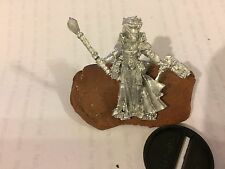 40k Female Inquisitor Lord Power Maul and Plasma Sisters of Battle METAL OOP