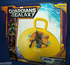 INFLATABLE BOUNCER  BALL 15' HOPPER TOY Marvel Disney GUARDIANS of the GALAXY