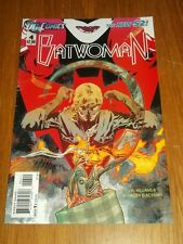 BATWOMAN #4 DC COMICS NEW 52