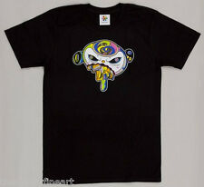 TAKASHI MURAKAMI 'Vomitt' Artist's 2014 Exhibition T-Shirt M Kaikai Kiki Co. NEW