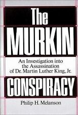 2 BOOK LOT DR MARTIN LUTHER KING MURKIN CONSPIRACY ASSASSINATION INVESTIGATION