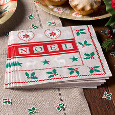 Paper Napkins NEW Christmas Table / Craft / Party / for Decoupage /Christmas Mix