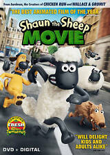 Shaun The Sheep Movie (Regular DVD)