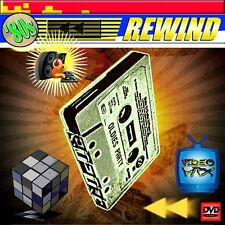 Dj Video Mix - 80s REWIND - 108 Minutes Of hitz!!!!!!!!!  WATCH SAMPLE