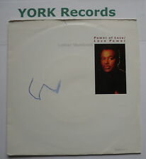"LUTHER VANDROSS - Power Of Love / Love Power - Ex Con 7"" Single Epic 656822 7"