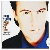 PAUL YOUNG - THE SINGLES - VERY BEST OF - GREATEST HITS COLLECTION CD ALBUM NEW