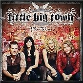 LITTLE BIG TOWN - Place to Land (CD 2009)