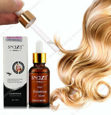 Natural Hair Growth Stimulant Curling Herbal Complex Essential Treatment Oil New