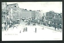 Napoli : S. Lucia - cartolina non viaggiata, circa primi '900