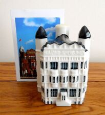 ** BRAND NEW ** KLM / BOLS Blue Delft Miniature House No 97 with Collector Card