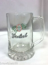 Grolsch beer glass mug bar glasses 1 Dutch brewery logo import bier glasses FH5