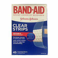 BAND-AID Comfort-Flex Adhesive Bandages Assorted 45 Each