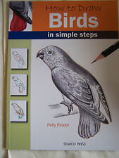 How to Draw Birds Book Art Simple Steps