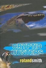 Cryptid Hunters,GOOD Book