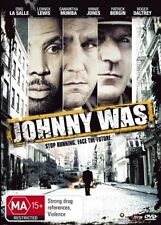 Johnny Was (DVD, 2007)  LIKE NEW... R4