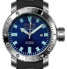 BARBOS STINGRAY AUTOMATIC WATERRESISTANT 1650ft/500m  MENS DIVER WATCH NEW