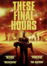 These Final Hours (DVD, 2015) Kathryn Beck Nathan Phillips Sarah Snook
