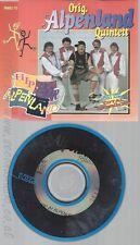 CD--ORIGINAL ALPENLAND QUINTETT -- -- HIP-HOP IM ALPENLAND