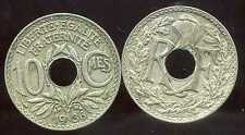 FRANCE  FRANCIA   10 centimes  1936  LINDAUER