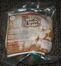 2007 Spongebob's Pest of the West Burger King Kid's Toy - Sheriff