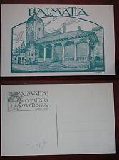 CARTOLINA DALMATIA COMITATO DI ASSISTENZA - ANNO VIII - A. FERRARO #7#