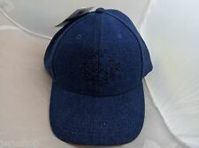 New Olympic Games Athens 2004 Blue Denim Jeans Cap Hat Official Licensed unisex