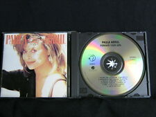 Paula Abdul. Forever Your Girl. Compact Disc. 1988. Made In Australia.