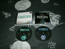 Cybernetic Empire For Japanese Sony Playstation, PS2 and BC PS3's