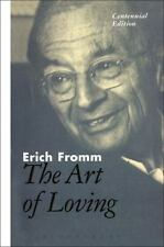 The Art of Loving by Erich Fromm (2000, Hardcover, Anniversary)