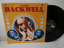 "laetitia backwell""can't get enough""maxi12""or.fr.happy:otb24716.de 2003 rare"