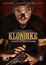 Klondike (DVD, 2014, 2-Disc Set) BRAND NEW BAR CODE IS CUT
