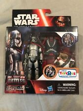 Star Wars: The Force Awakens Epic Battles Captain Phasma Exclusive Action... New