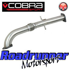 "VX26 Cobra Sport Astra VXR J MK6 2nd De Cat Pipe 3"" Secondary Cat Bypass Exhaust"