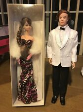 Silkstone Fashion Model 45th Anniversary Barbie And Ken Set