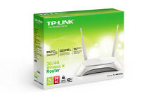 TP-LINK TL-MR3420 300MBPS MOBILE WIRELESS 3G / 4G ROUTER 4 LAN PORTS USB WHITE