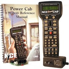 NCE N & HO Power Cab DCC 2 AMP System NEW 0025