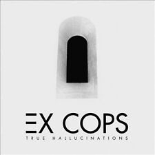 "NEW Sealed 12"" LP EX COPS True Hallucinatios includes MP3 Download Record Album"