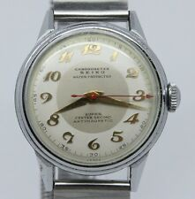 VINTAGE c.1951 Seiko Chronometer Super Center Second Mens 30.5mm Watch 1727