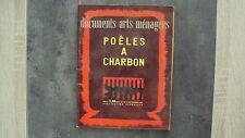 Catalogue Art Ménager - Poêles à charbon - n°25 09/1960