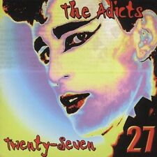 ADICTS-TWENTY-SEVEN  CD NEW