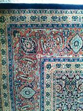Fine Formal Exquisite R.G. Harati Hand Knotted Area Rug Teppich 8X10