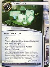 Android Netrunner LCG  - 1x Crash Space  #030 - Base Set deutsch