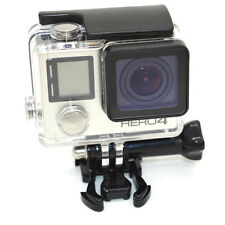 WATERPROOF Dive Diving Camera Housing Case FOR GoPro HERO 2 3 4+ Clear/Black US