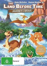 The Land Before Time - Journey Of The Brave DVD 2016 Animation Adventure Family