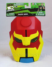 NEW - Ben 10 - BLOXX MASK - Omniverse CARTOON NETWORK Halloween Costume ALIEN