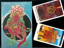 Secret dakini Oracle Deck-Tantra oracolo, 65 oracolo carte con istruzioni rarità