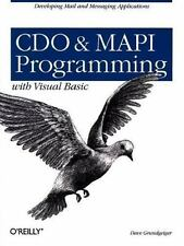 CDO & MAPI Programming with Visual Basic:: Developing Mail and Messaging Applica