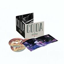 LED ZEPPELIN - CODA: REMASTERED 3CD ALBUM SET (July 31st, 2015)